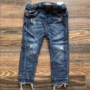 Distressed DL1961 Toddler Jeans